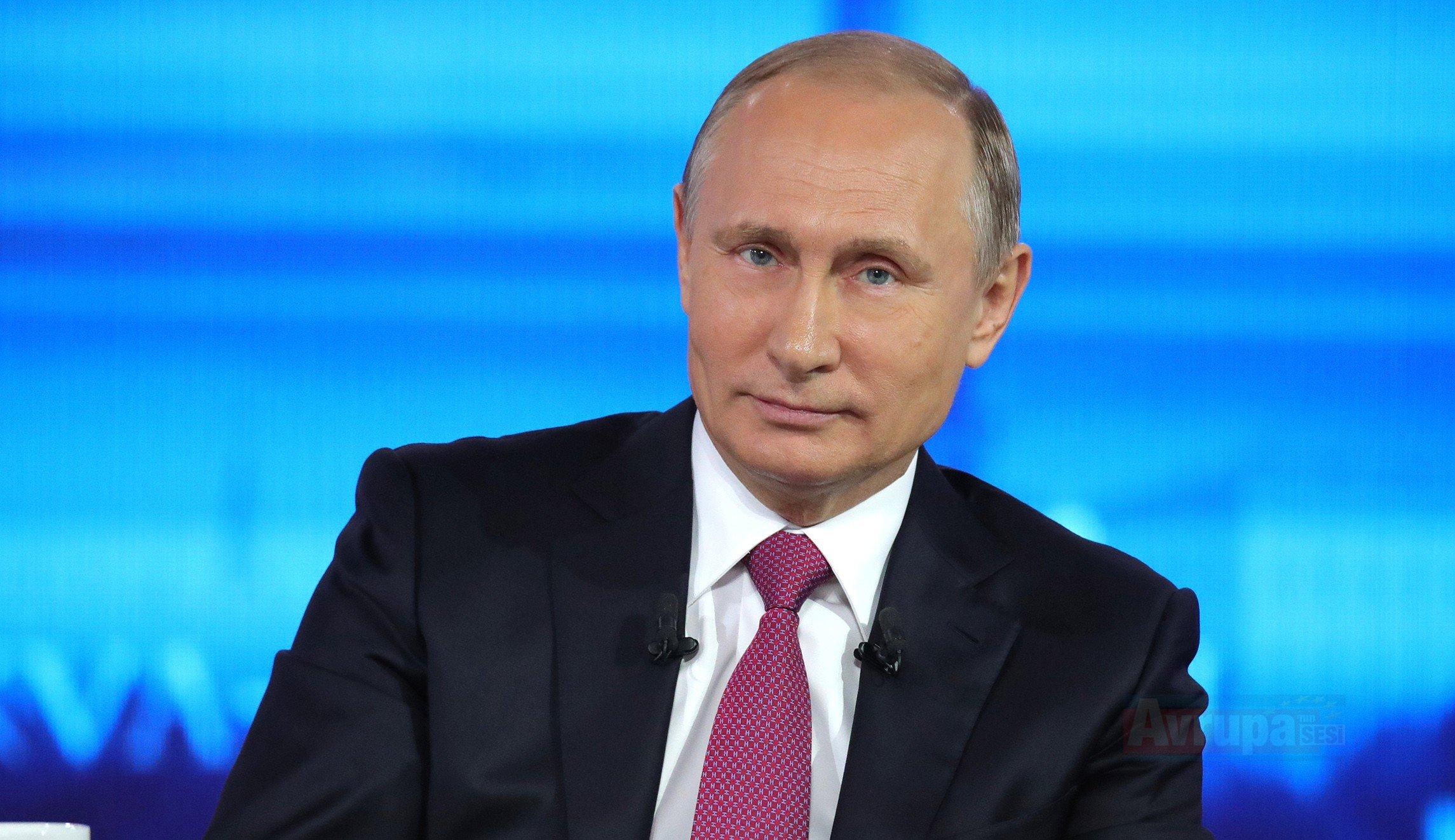 Rusya Devlet Başkanı Putin: Türk dostlarımızın menfaatlerine saygı duyuyoruz