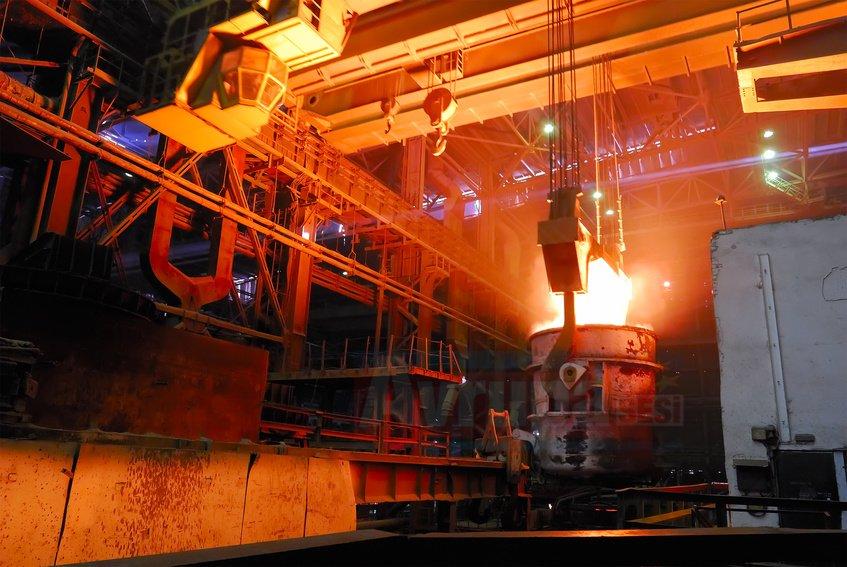 Dünya ham çelik üretimi arttı