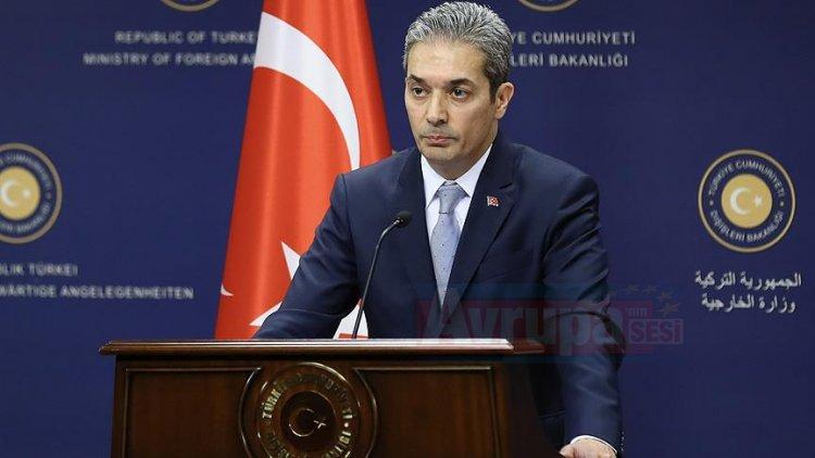 Türkiye 'isim anlaşması'nı memnuniyetle karşıladı