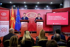 """Makedonya Hükümeti Kriterleri Yerine Getirmeyen """"Zaman gazetesine Maddi Destek Verdi"""