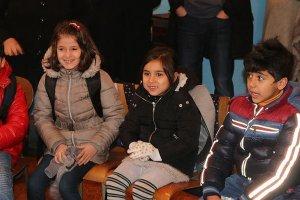 Bosna Hersek'teki sığınmacı çocukların okul sevinci