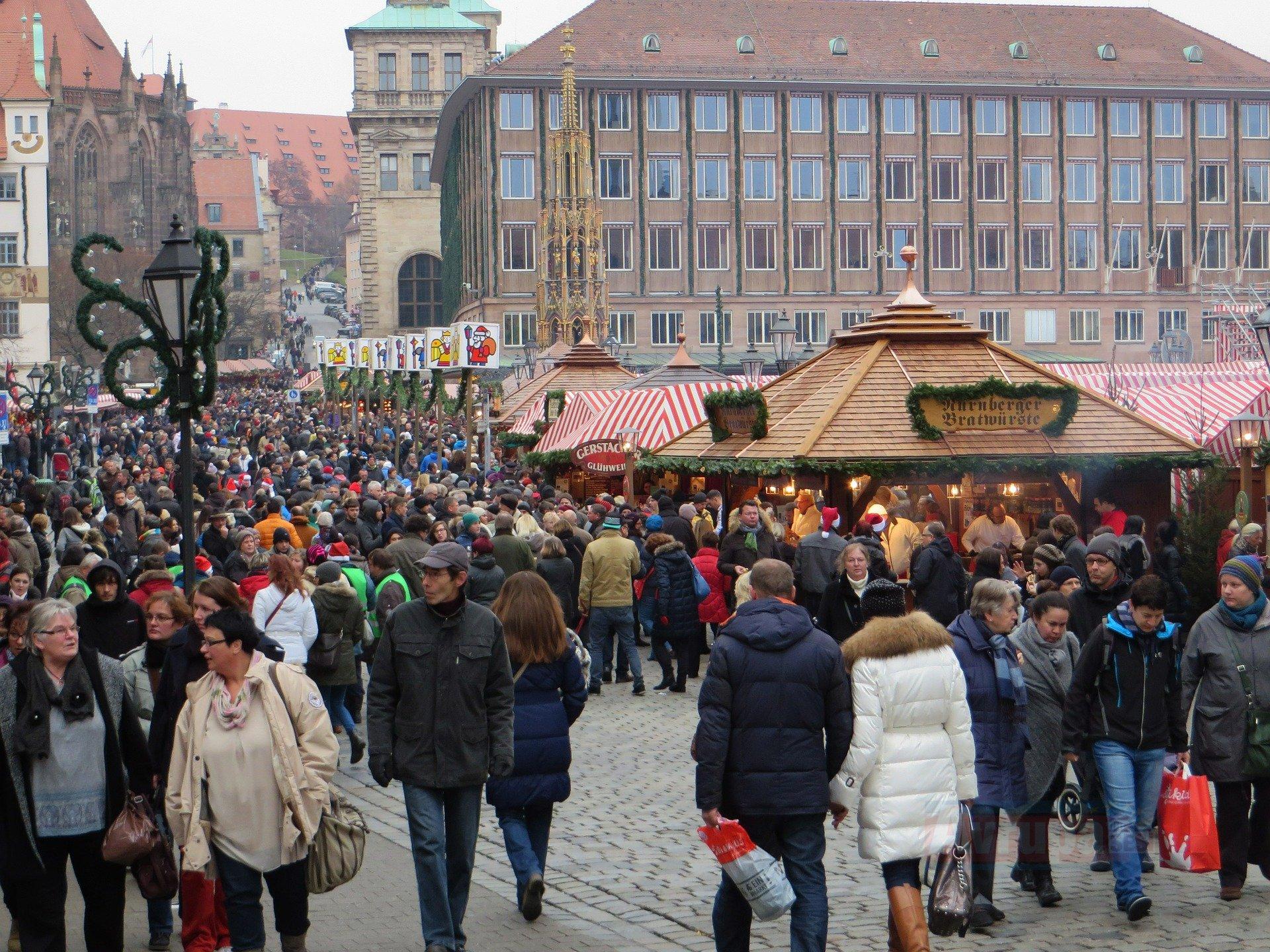 Almanya'nın nüfusunda artış, 83 milyon oldu