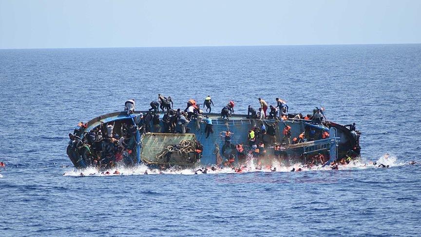 Akdeniz'de 2018'de 2 bin 275 düzensiz göçmen can verdi