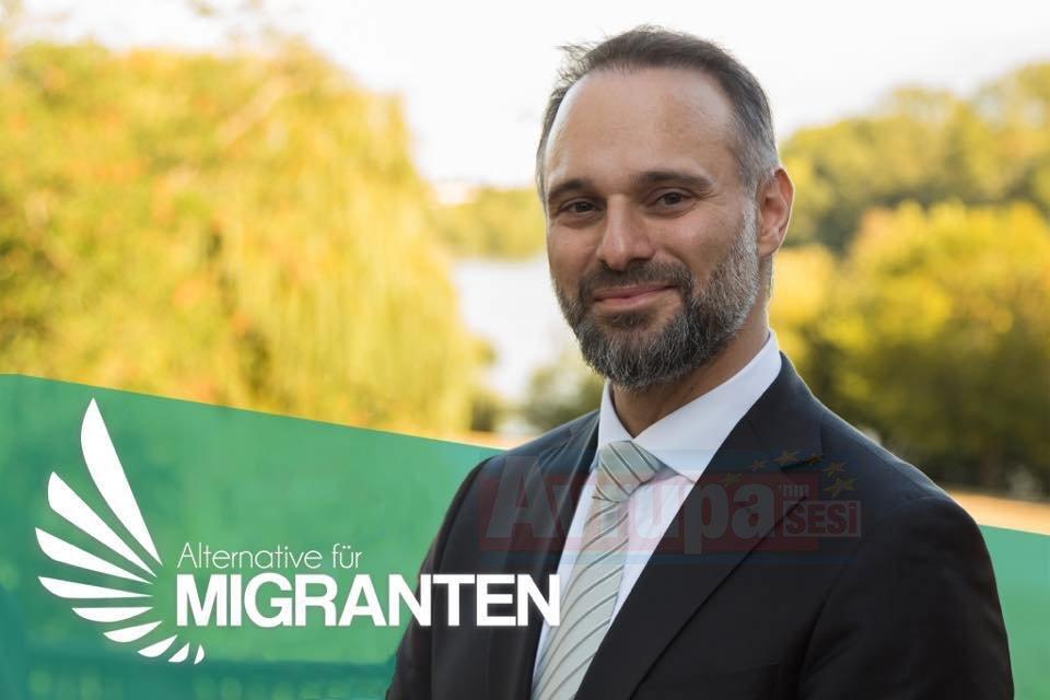 """""""Göçmenler ve siyasi oluşum Başkanı resmen devam diyor"""""""