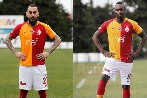 Galatasaray Şampiyonluk yolunda yeni forvetlerimiz