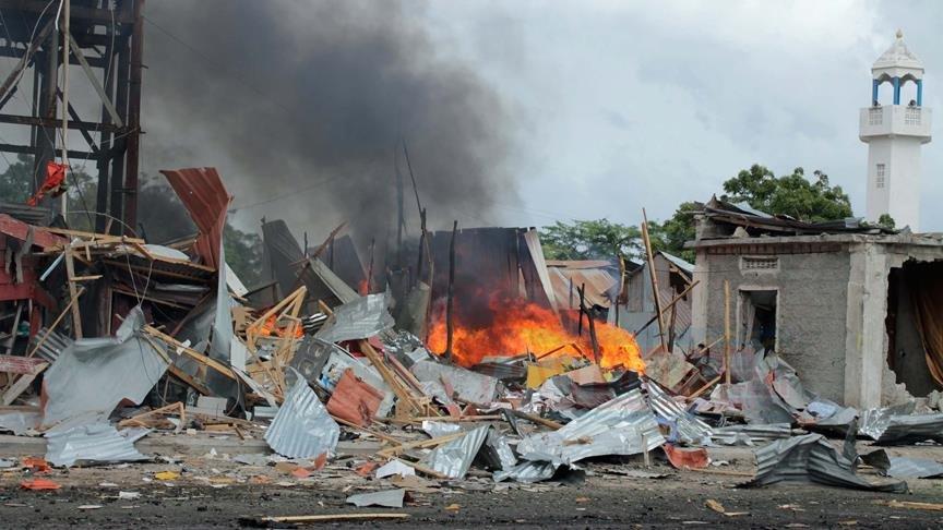 ABD'den Somali'de hava saldırısı: 24 ölü