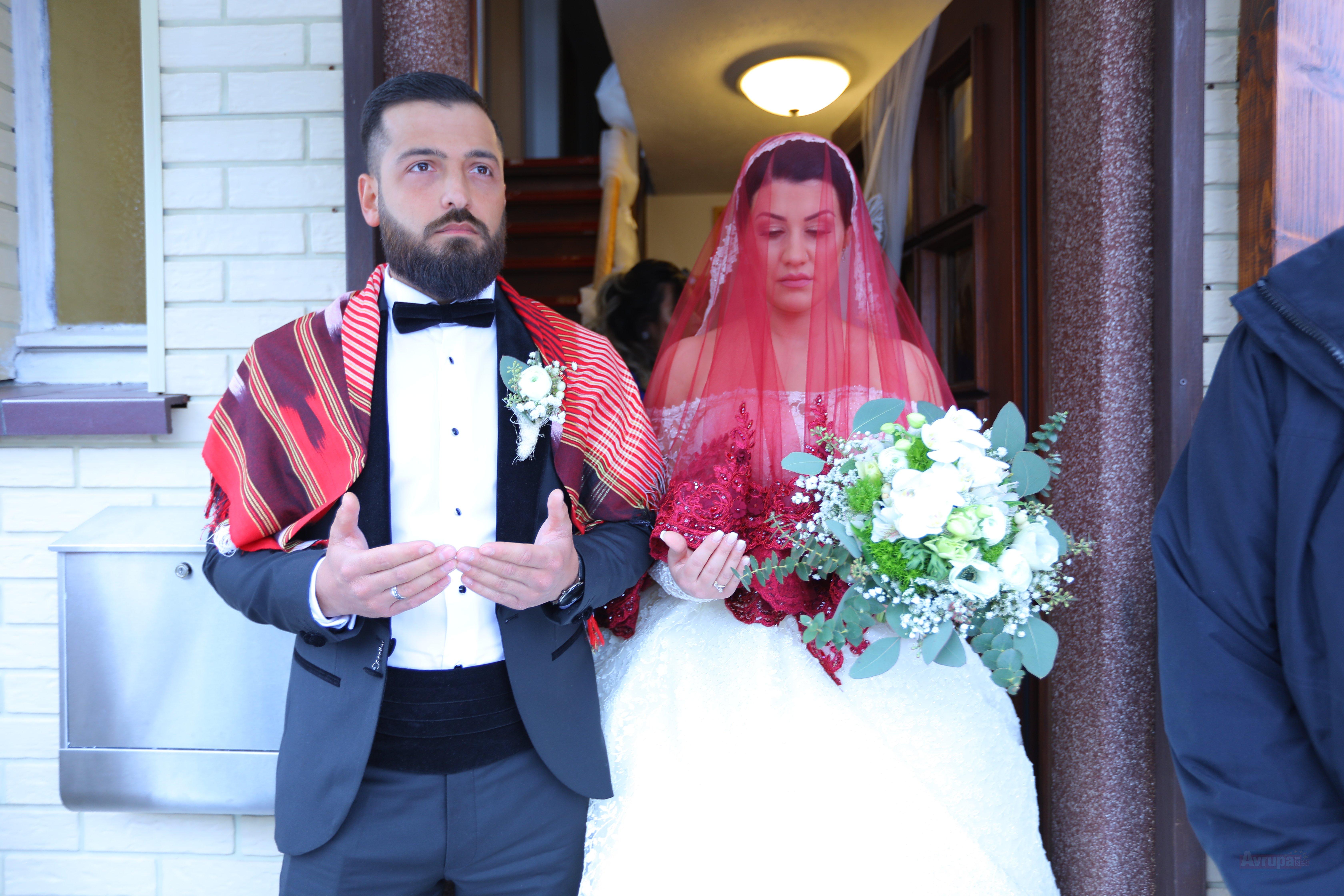 Trabzonlu Kavanoz ve Aksoy ailelerinin mutlu günü