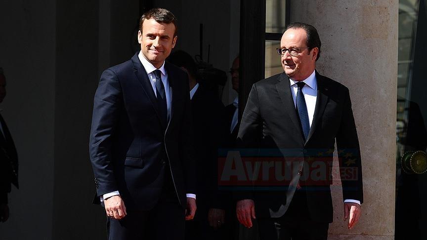 Fransa'nın eski Cumhurbaşkanı Macron'ı eleştirdi