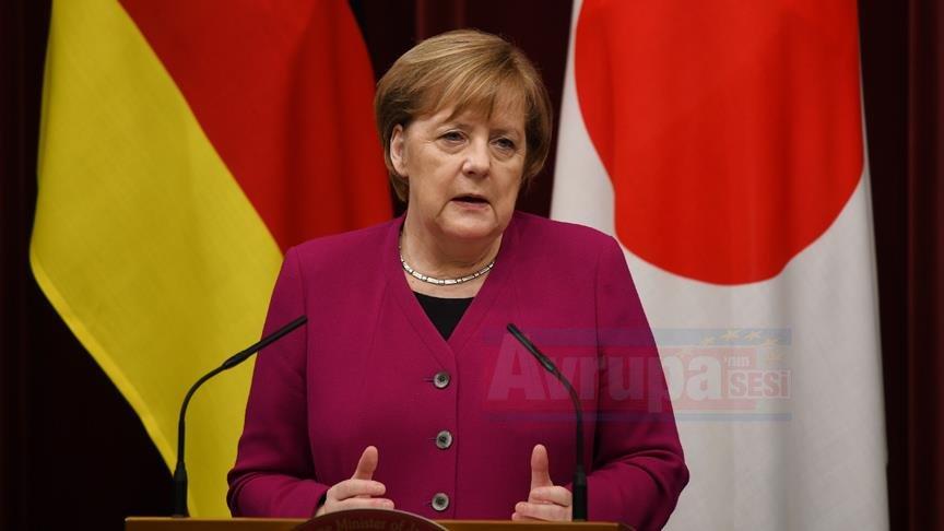 Merkel yeniden müzakereye açılması gündemde değil