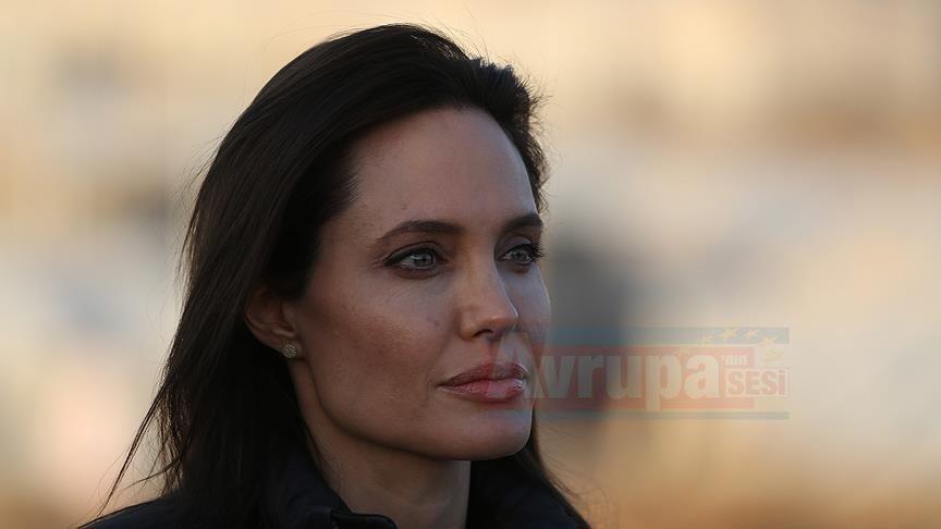 Jolie Arakanlı Müslümanların yanındayım