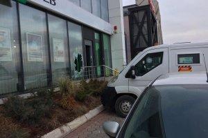 Kosova'da banka soygunu