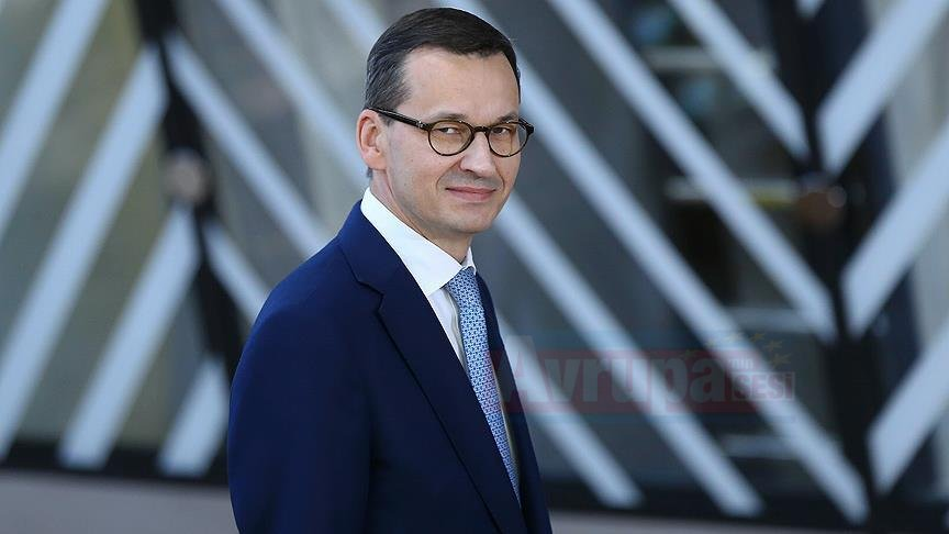 Polonya Başbakanı Vişegrad Grubu