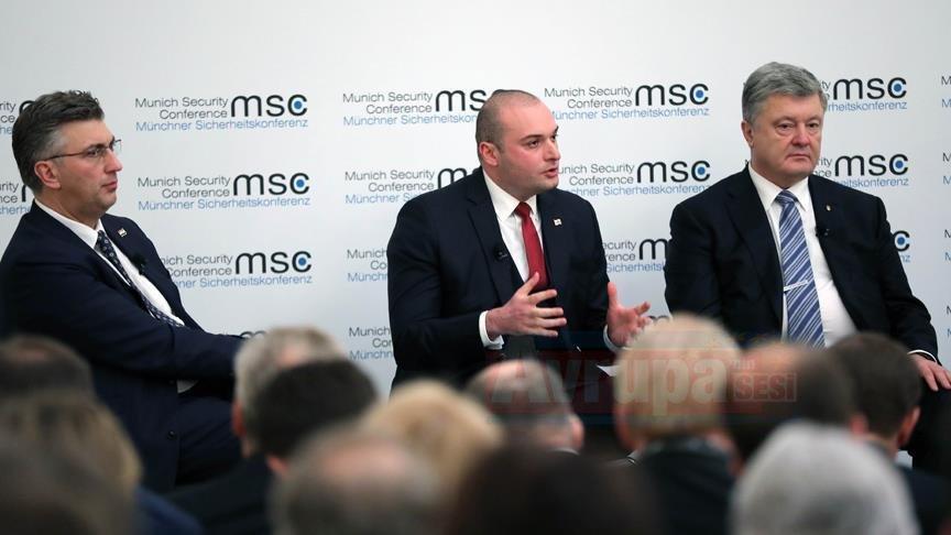 'Avrupa'da sürdürebilir güvenliği Karadeniz'in güvenliğine bağlı'
