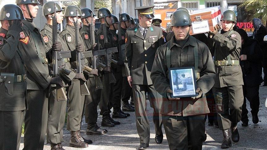 Kayıp Kıbrıs Türkü'ne 55 yıl sonra cenaze töreni gerçekleşti