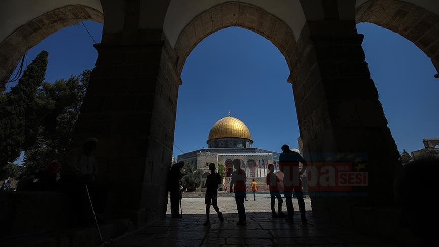'İsrail Mescid-i Aksa'ya savaş açtı'