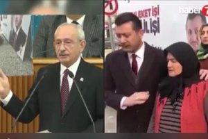 Kılıçdaroğlu yine fena gümledi! O kadın konuştu!