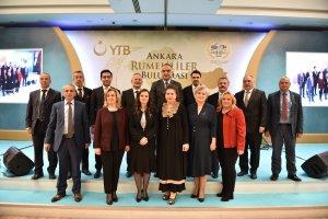 YTB'nin Desteği İle Ankara Başkent'te Rumeli Buluşması Düzenlendi