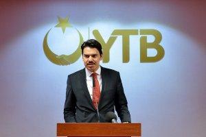 YTB Başkanı Abdullah Eren