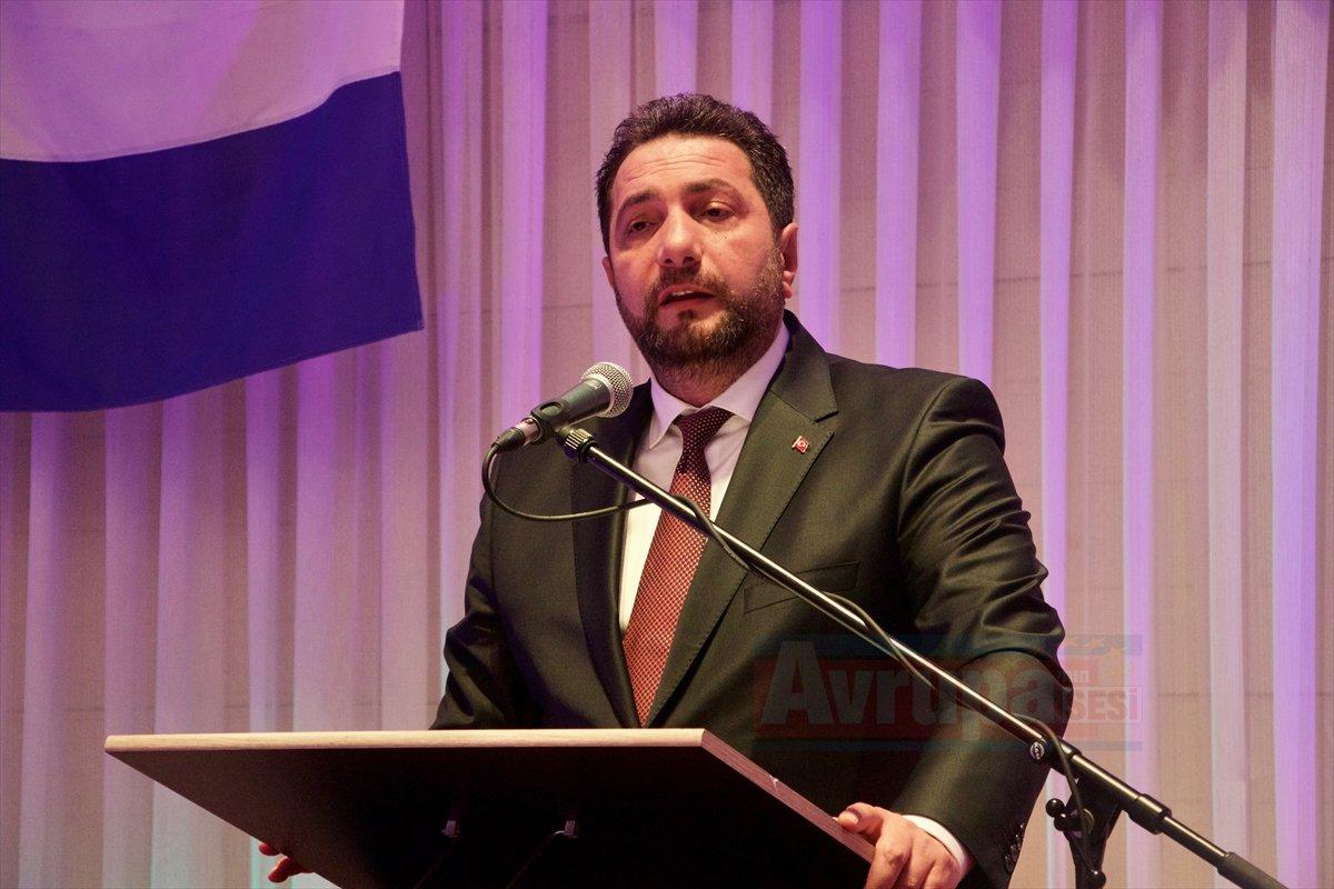 Hollanda'da UID Başkanı devam dedi