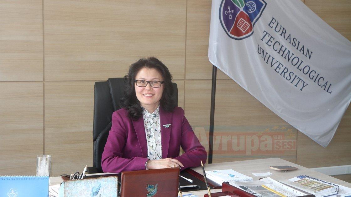 Türkiye'de disiplinli çalışmayı öğrendik