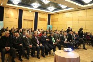 Arnavutluk'ta Medya Akademisine katılanlara sertifika verildi
