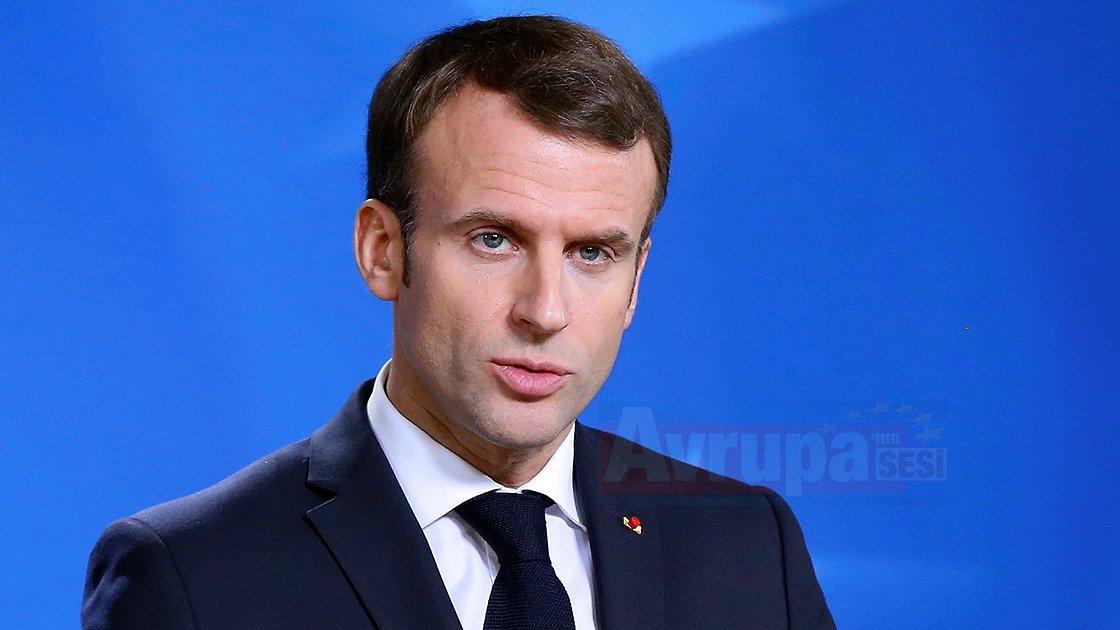 Macron Avrupa'ya açık mektup gönderdi