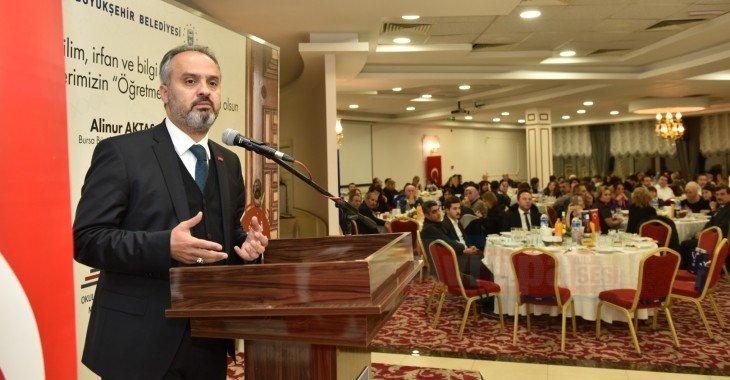 Bursa Büyükşehir Eğitimde Rol Model