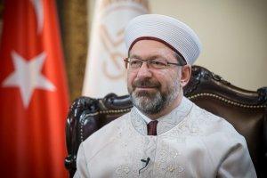 Erbaş'tan Regaib Kandili mesajı