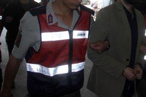 Kumdere kavşağında FETÖ şüphelileri Yunanistan'a geçemeden yakalandı