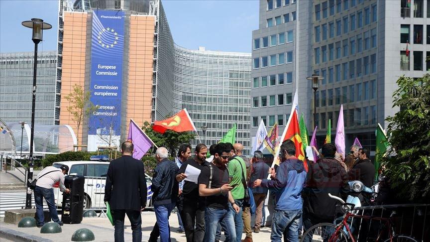 Belçika mahkemesinden PKK'ya şok karar