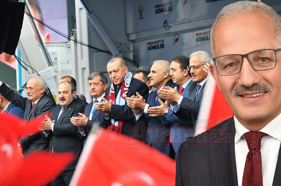 """Eğitimci belediye başkan adayı Ali Aydın, """"Köprübaşı Gelişecek"""""""