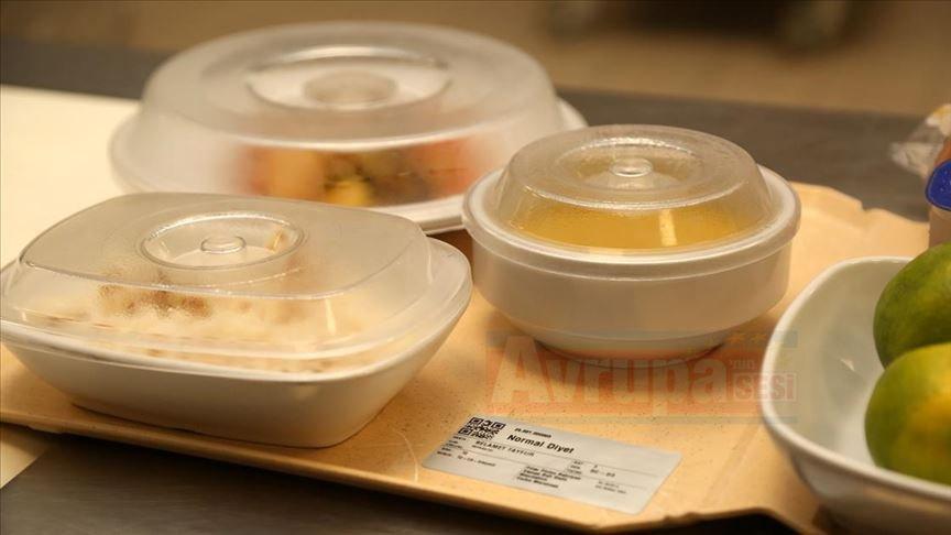 'Hastaya özel menü' hizmeti