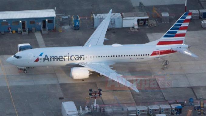 Boeing'e durdurma şoku