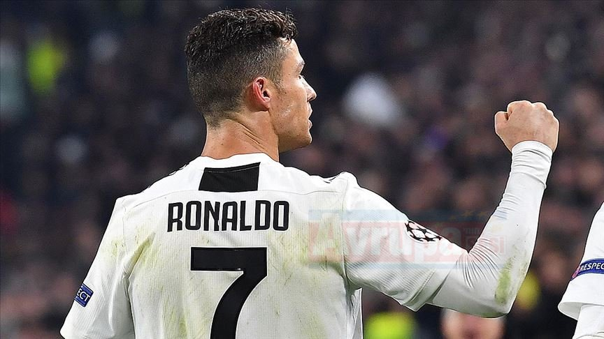 Ronaldo'nun Şampiyonlar Ligi'ne Başarısı