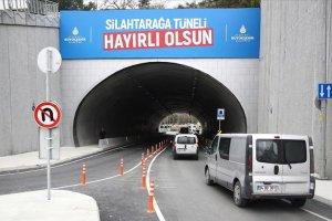 İstanbul Tüneli trafiye açıldı