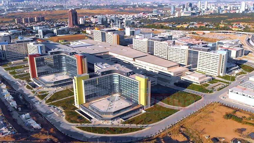 Ankara'da 'Avrupa'nın en büyük hastanesi' açılıyor
