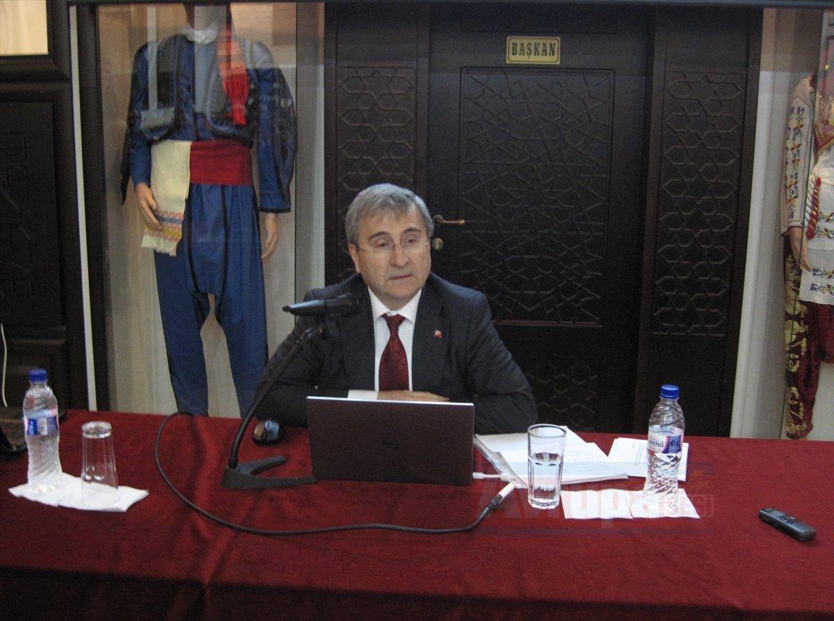 Mehmet Akif Ersoy Gümülcine'de anıldı