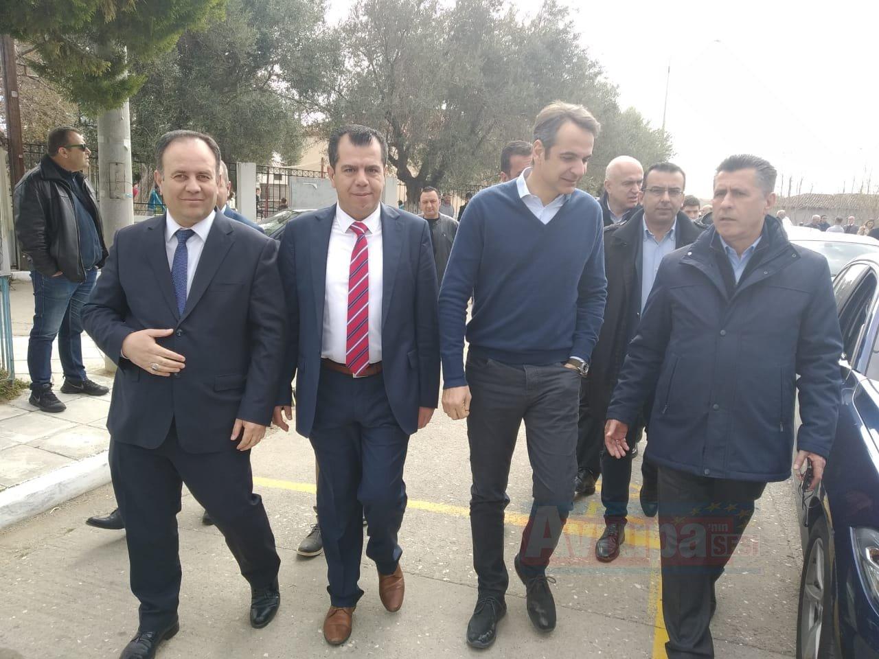 YDP Başkanı Miçotakis Batı Trakya'lıları Müslüman'ları unutma