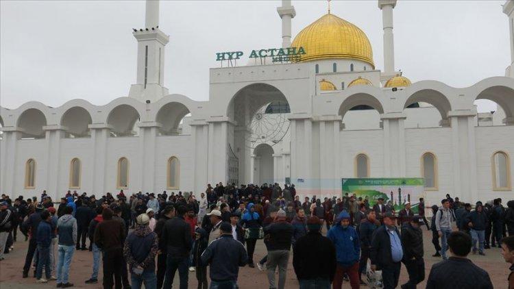 Orta Asya'nın en büyük camisi yapılacak