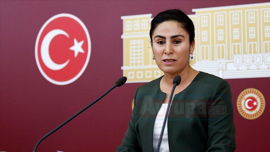 HDP Şanlıurfa Milletvekili Ayşe Sürücü'ye hapis cezası