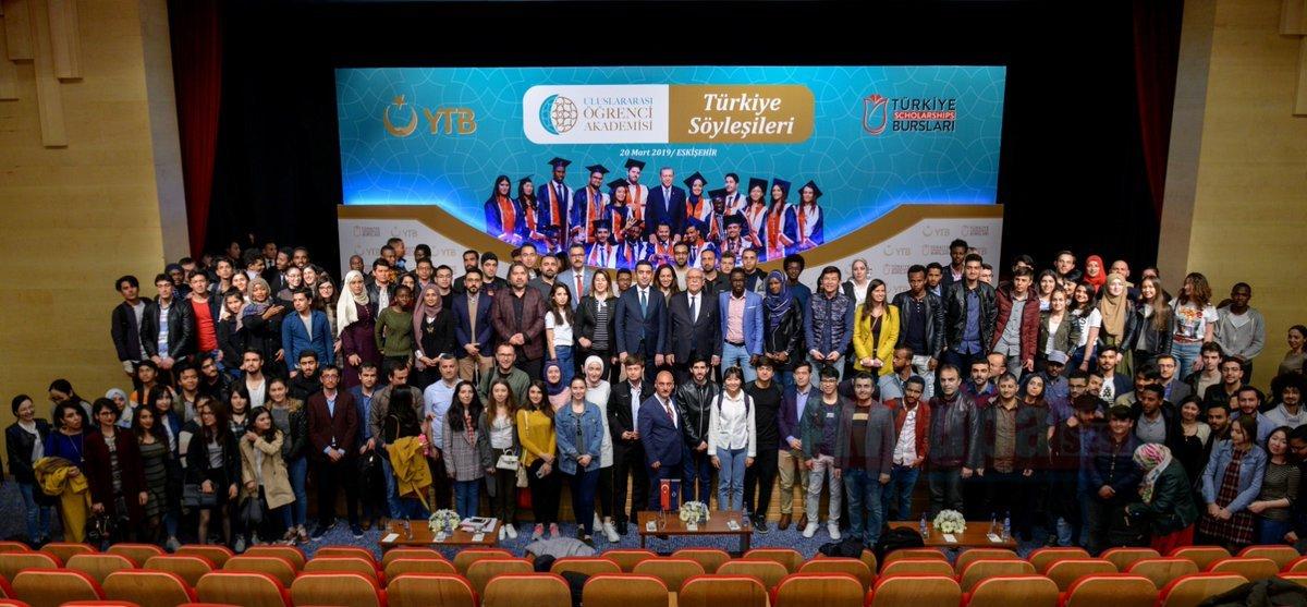 """YTB'nin """"Türkiye şöyleşileri"""" programına Eskişehir Milletvekili Nabi Avcı konuk oldu:"""