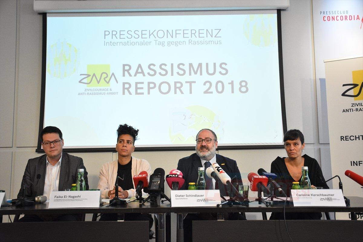 Avusturya'da 2 bine yakın ırkçı saldırı yaşandı