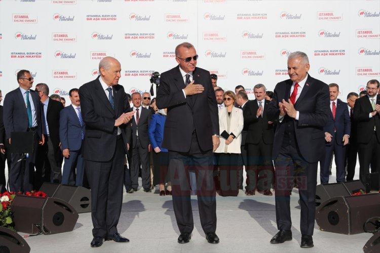 Cumhur İttifakı ile İstanbul