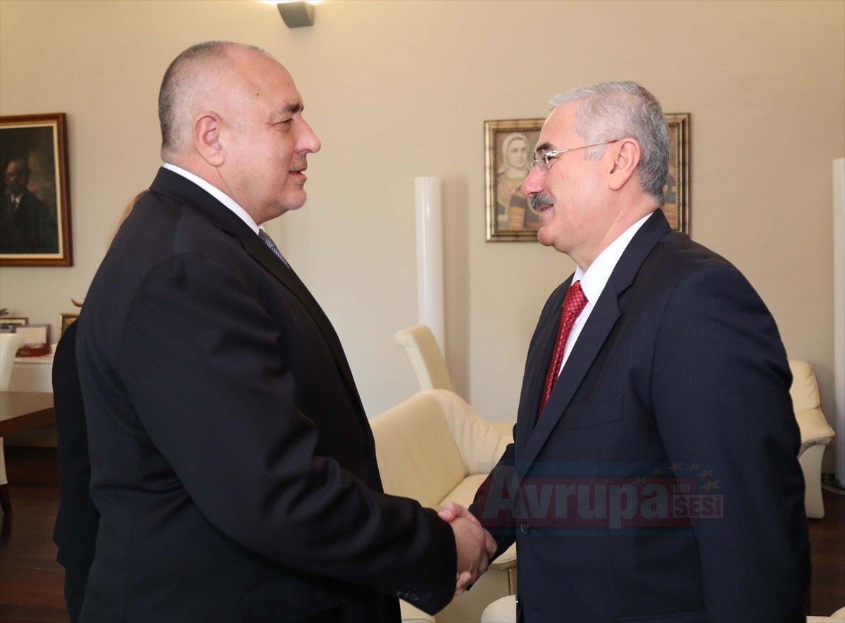 Yargıtay Cumhuriyet Başsavcısı Mehmet Akarca Bulgaristan'da