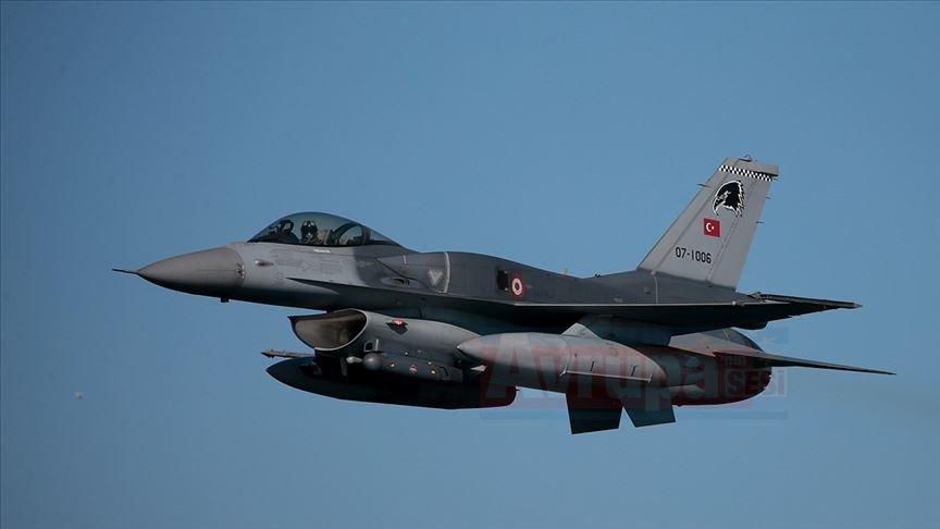 'Türk jetleri Ege'de herhangi bir taciz olayına karışmadı'