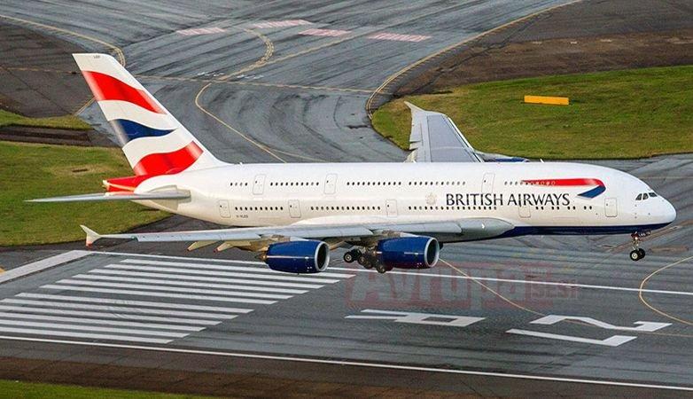 Pilota yanlış bilgi verildi, Almanya yerine İskoçya'ya indi