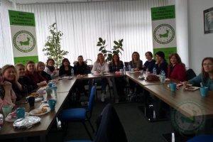 Kadın Kolları ilk toplantısını Witten'deki genel merkezde gerçekleştirdi