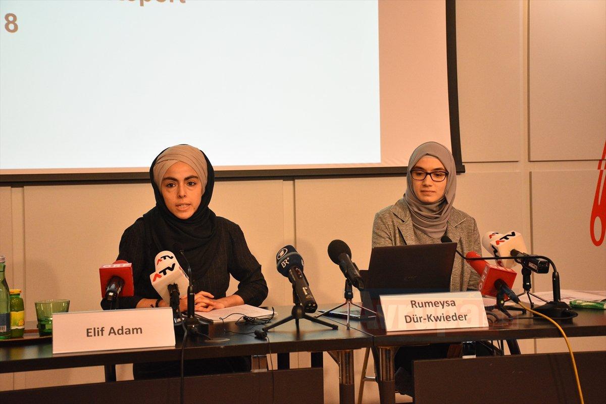Avusturya'da Müslümanlara yönelik ırkçı saldırılarda artış