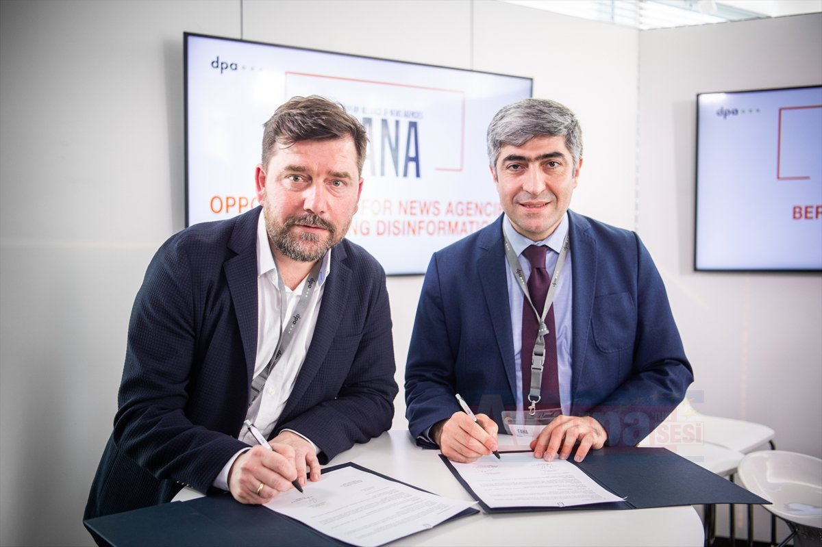 AA ile Polonya Haber Ajansı arasında iş birliği anlaşması