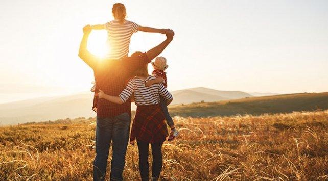 Aile sevgisi kalp sağlığına iyi geliyor